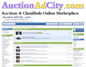 Auction Ad City