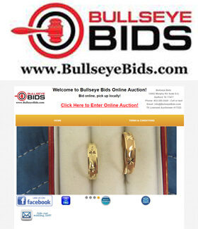 Bullseye Bids - Great local Houston auction company.