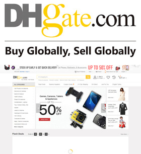 DHgate.com was founded in 2004.