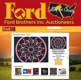 Ford Brothers Auction Center
