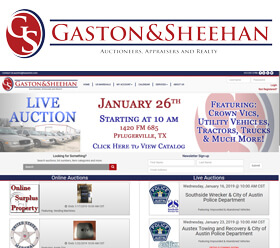 Gaston & Sheehan Auctioneers, Inc