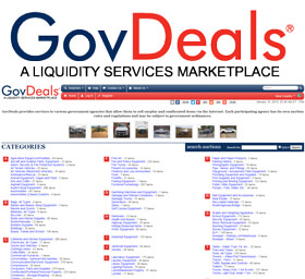GovDeals - A great place for buying hot merchandise legally.