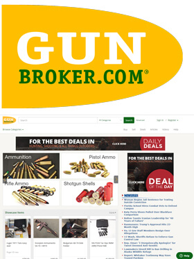 GunBroker.com is the largest online auction site dedicated to firearms, hunting, shooting and related products.