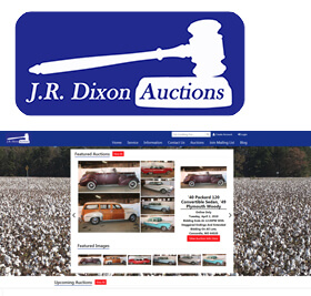 J.R. Dixon Auction & Realty, LLC - Assets for sale at auction: personal property, cars, trucks, boats, guns, real estate, commercial assets,and more!