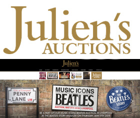 Julien's Auctions is the world record-breaking auction house to the stars.