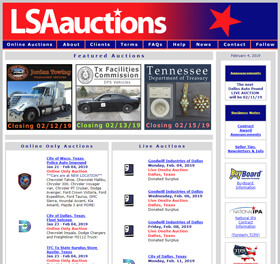 Lone Star Auctioneers has been incorporated in the State of Texas since 1984