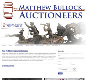 Matthew Bullock Auctioneers, LLC