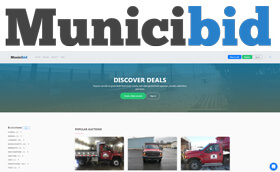Municibid is a convenient and easy-to-use online auction service for government agencies, schools, authorities and utilities to sell their surplus and forfeitures directly to the public.