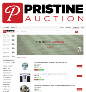 Pristine Auction - Founded in 2010