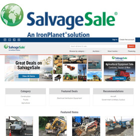 Salvage Sale Online Auction