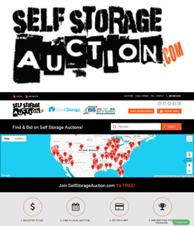 SelfStorageAuction.com - From the founder of Storage Battles
