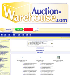 Auction-Warehouse - Founded in 1998.