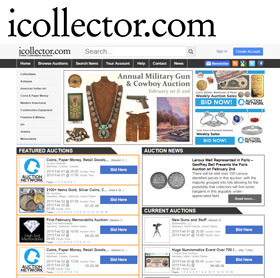 icollector was one of the pioneers in bringing auctioneers together with interested buyers
