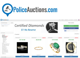 PoliceAuctions.com, now with over 7 million members, was founded in 1999 by Vortal Group, Inc., almost 20 years ago.