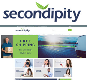 secondipity.com - Every organization has surplus – assets or inventory no longer required.
