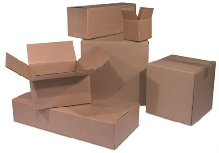 Stock Shipping Boxes | Wholesale Corrugated Boxes
