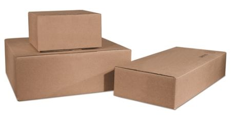 Corrugated Flat Shipping Boxes | Flat Cardboard Box