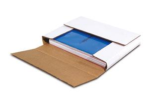 Corrugated Bookfolds