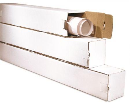 Corrugated Square Mailing Tubes