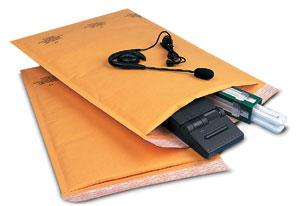 Kraft Self Seal Bubble Mailers