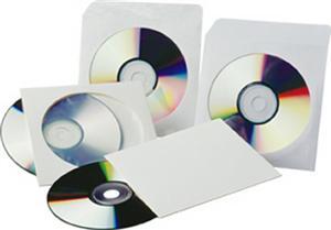 Paperboard CD Mailers & Sleeves