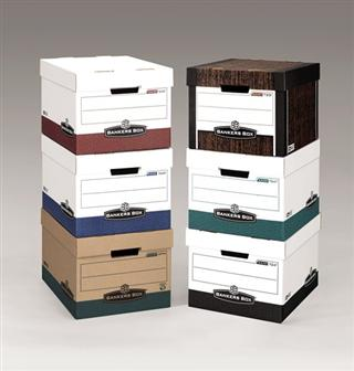 Bankers Box® File Storage Boxes