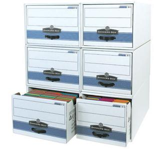 Bankers Box® Super Stor Drawers File Storage Boxes