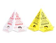 Pallet Cones | Do Not Stack Cones