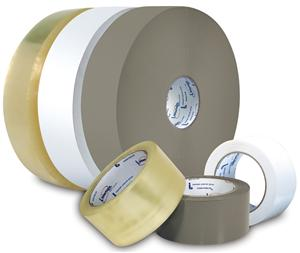 Medium Duty Hot Melt Tape - Machine Length