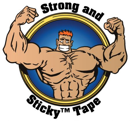 Medium Duty Strong and Sticky Hot Melt Tape