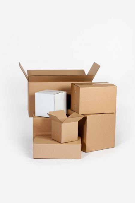 New Corrugated Shipping Box Sizes and Styles