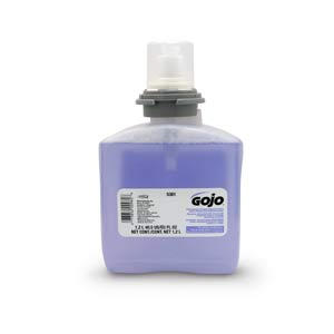 Gojo® TFX Foam Handwash with Skin Conditioners, 1,200 ml, 2/Cs (MFG# 5361-02)