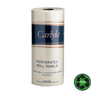 Carlyle® Kitchen Roll Towels - 85 Towels/Roll (30 rolls/cs)