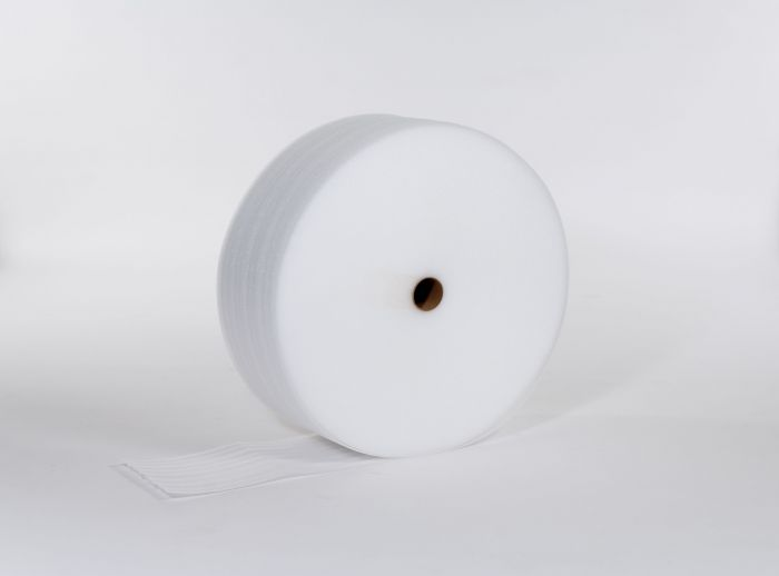 "1/32"" 72"" x 2,000` Slit 36"" Perfed 12"" Foam ...................(2 rolls/bundle)"