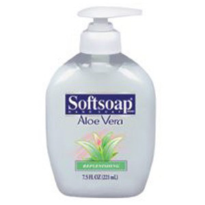 FINAL SALE: 7.5 OZ SOFTSOAP WITH ALOE (12/cs)