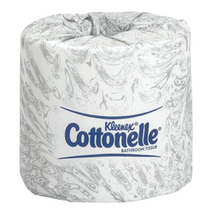 Kleenex® Cottonelle® 2-Ply Bath Tissue - 451 Sheets/Roll (60 rolls/cs) (MFG# 17713)