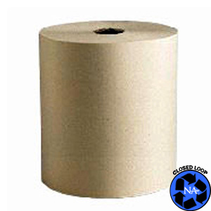Classic Natural Hardwound Roll Towel