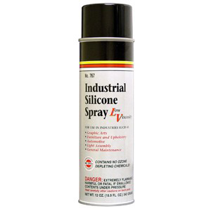 Claire® Industrial Silicone Spray - Low Viscosity (12/case) (MFG# SW767)