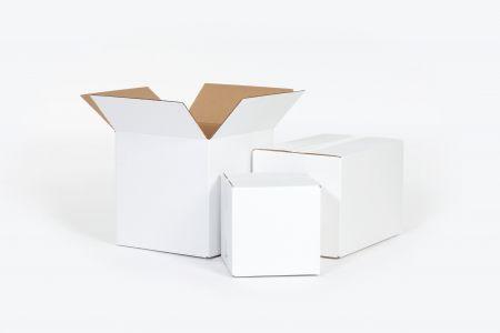 12 x 10 x 6 White 200# / 32 ECT 25 bdl./ 500 bale