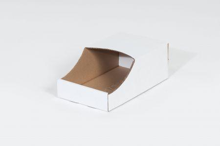 "12 x 12 x 4 1/2"" Stackable Bin Box"