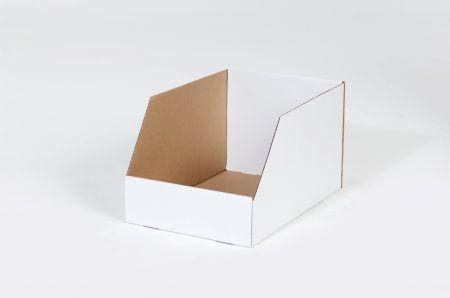 "11 x 24 x 10"" Jumbo Open Top Bin Box"