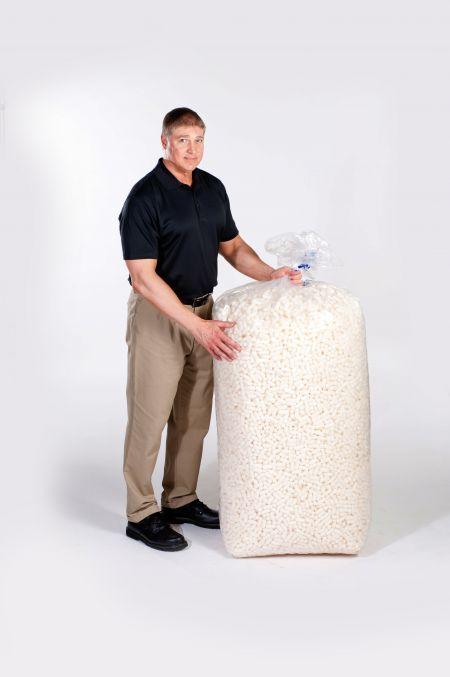 14 Cubic Ft. Bag RENATURE® Biodegradable Loose Fill