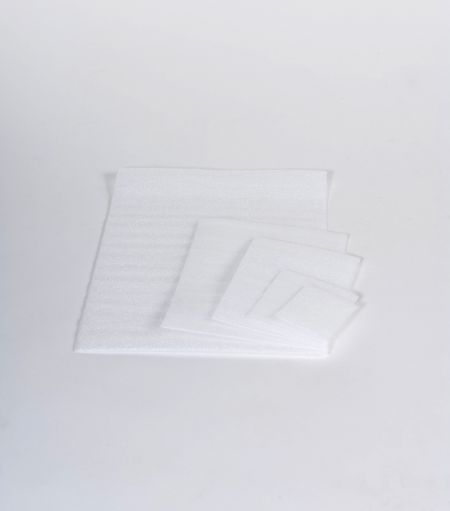 "15 x 18"" 1/8"" Flush Cut Foam Pouches (75/case)"