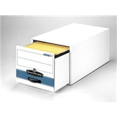 "Bankers Box® Super Stor / Drawers - 24 x 12 x 10"" Letter Size - #FEL00721"