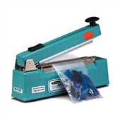 "16"" x 2mm  Impulse Sealer w/Cutter"