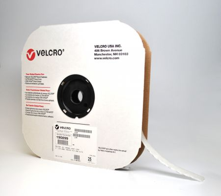 "3/4""x75 VELCRO® Brand White Loop (1 roll)"