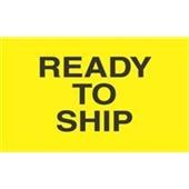 "#DL2641  3 x 5""  Ready To Ship Label"