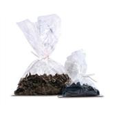 """11 x 18"""" 1 1/2 Mil Flat Poly Bag (1000/Case)"""