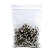"""10 x 13"""" 4 Mil Reclosable Poly Bag (500/Case)"""