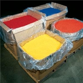 "68 x 65 x 82"" 2 Mil Clear Pallet Covers/Bin Liners (50/roll)"